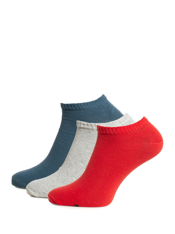 3-Pack of Trainer Socks