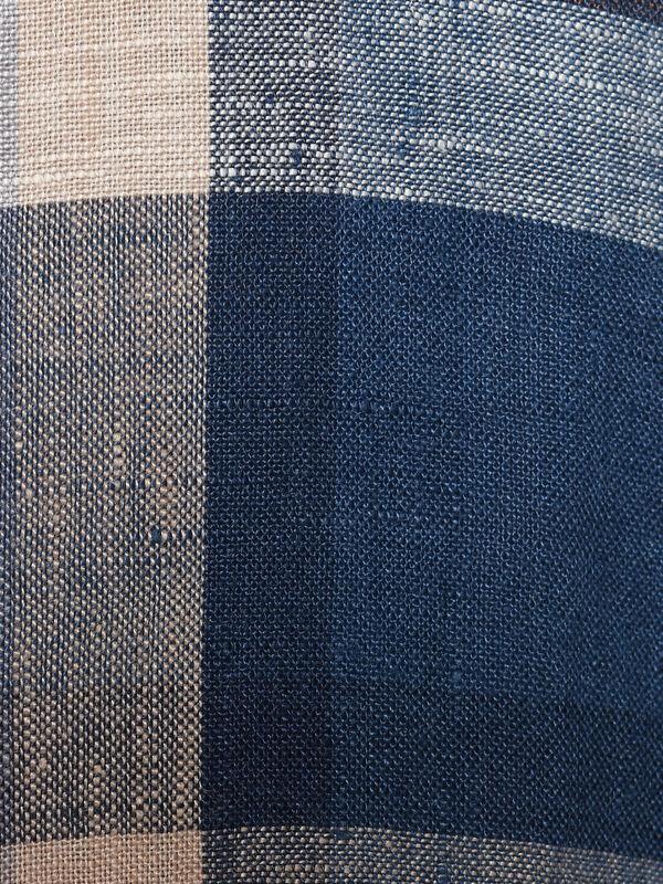 Custom-Fit Linen Shirt
