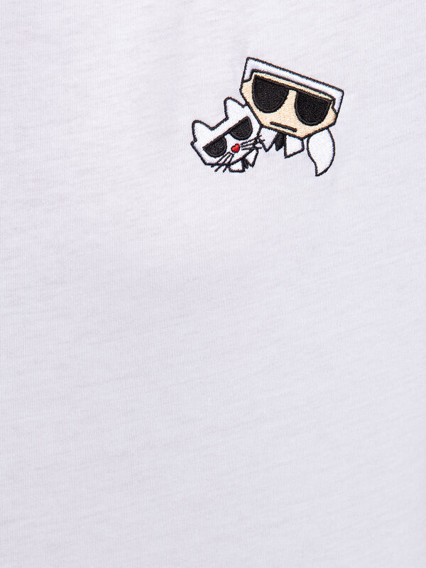 Camiseta couple patch
