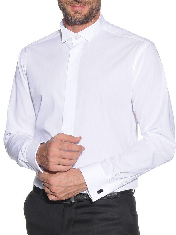 Camisa de esmoquin Slim Fit