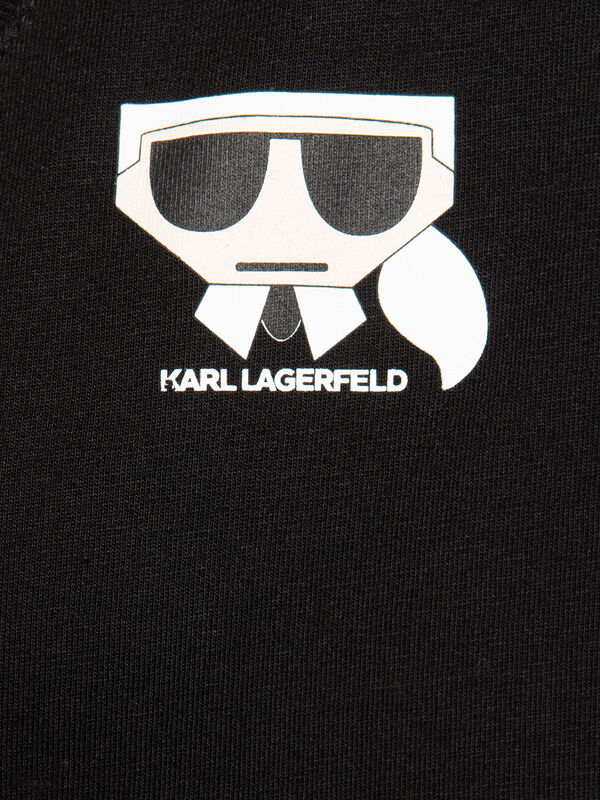 Camiseta karl v neck