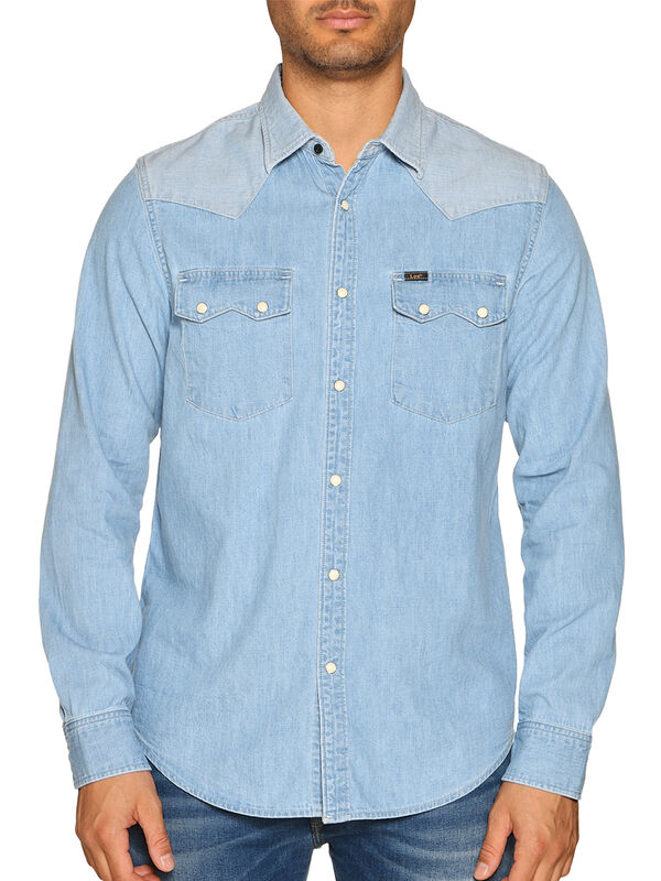 Camisa vaquera Regular Fit