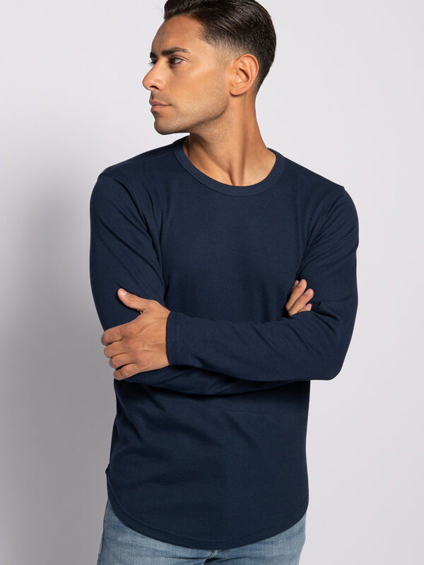 Camiseta de manga larga