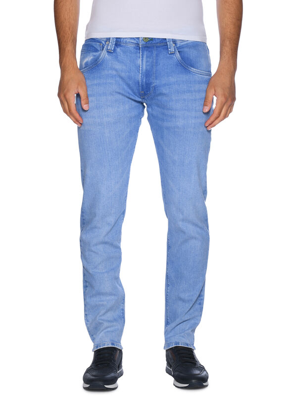 Pepe Jeans Zinc Vaqueros Straight para Hombre
