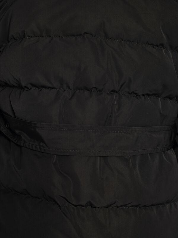 Abrigo de plumón