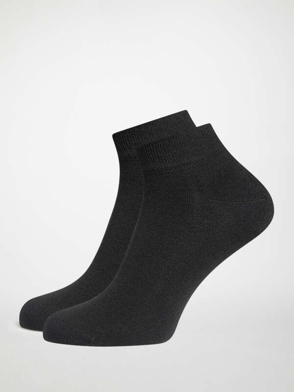 Set de 2 pares calcetines para deportivas