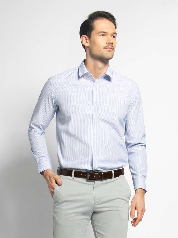 Modern Fit Business Shirt