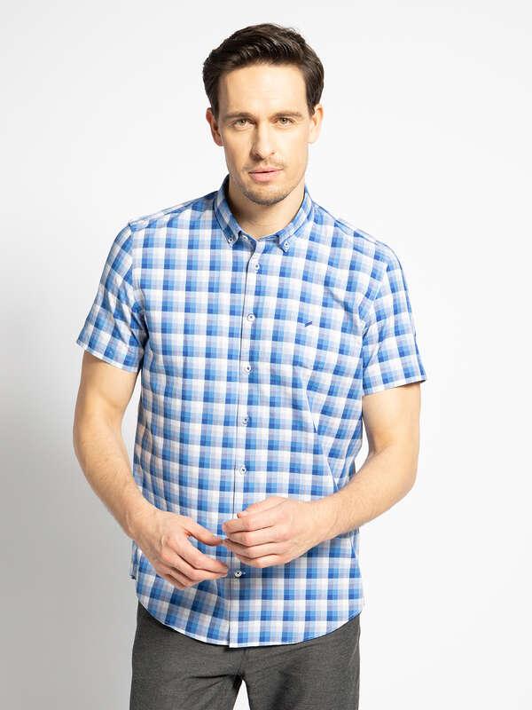 Camisa de manga corta Modern Fit
