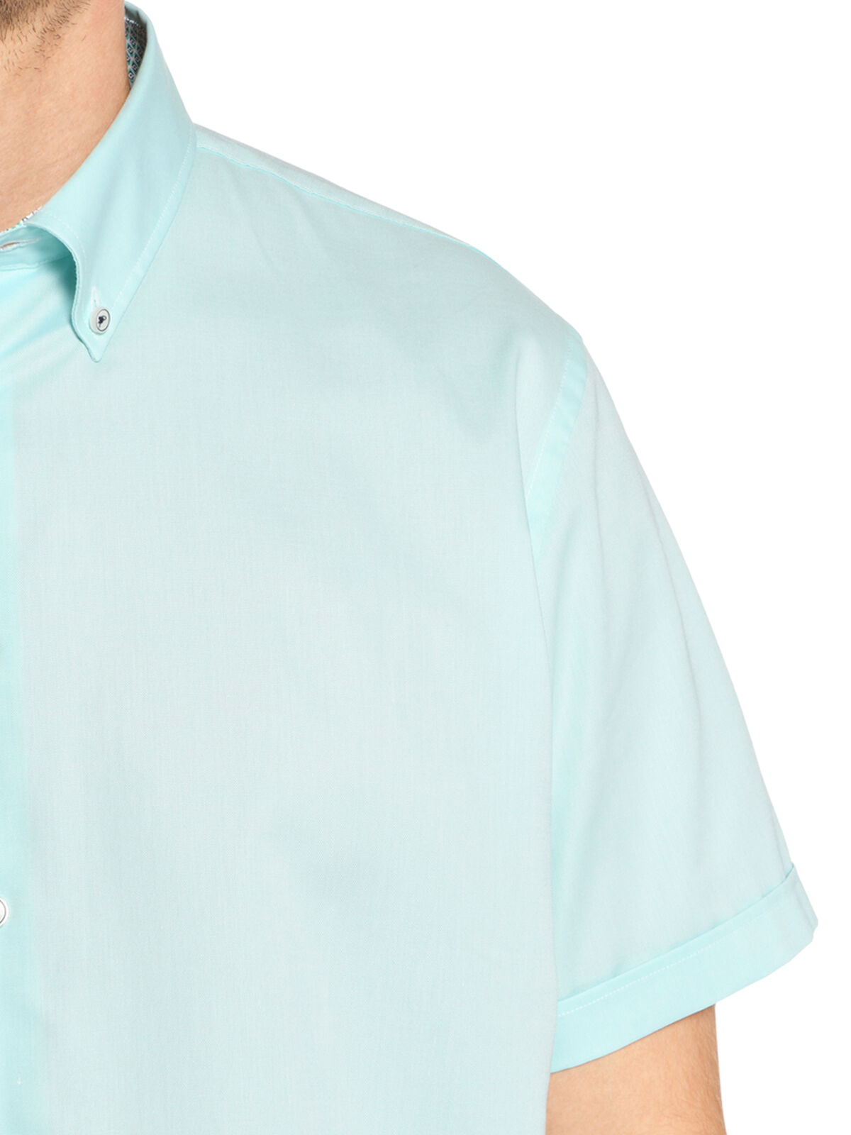 Camisa de manga corta