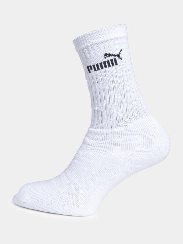Set de 6 calcetines de tenis