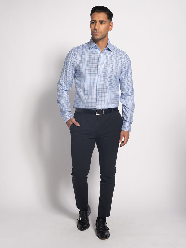 Camisa Custom Fit