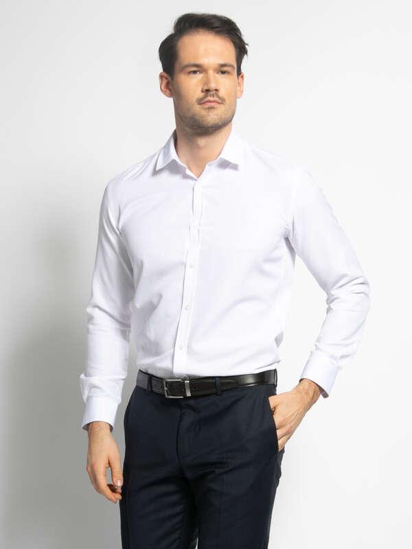 Camisa business Modern Fit