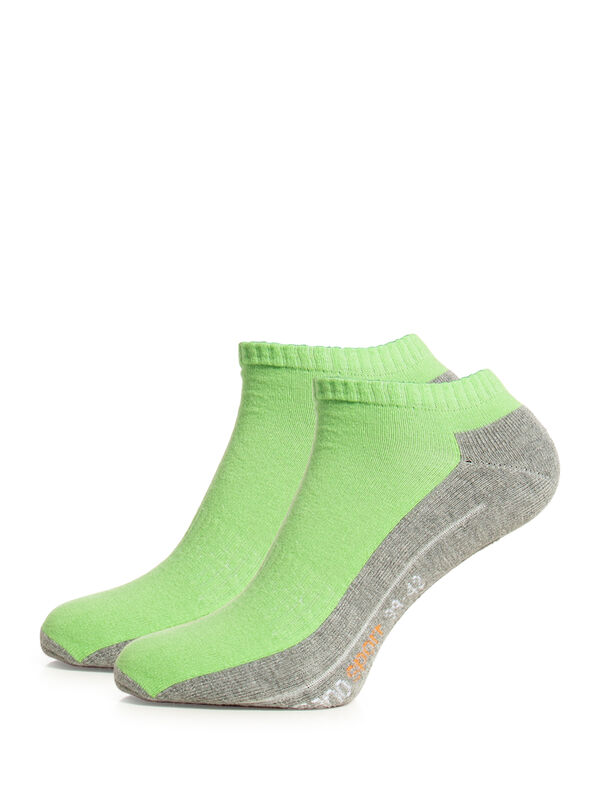 2-Pack of Sneaker Socks