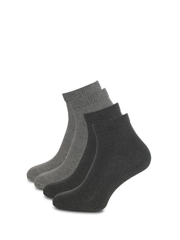 Set de 4 pares de calcetines de deporte