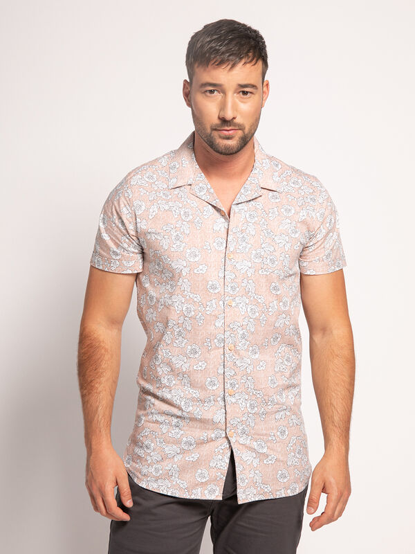 Camisa de manga corta Regular Fit